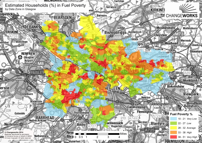 fuel poverty maps  a way to target energy efficiency