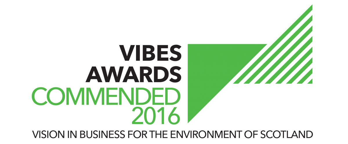 VIBES Awards 2016 Commendation